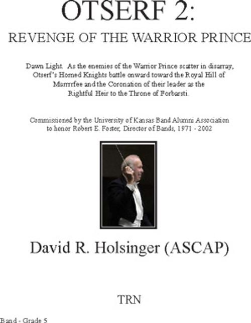 Otserf 2: Revenge of the Warrior Prince