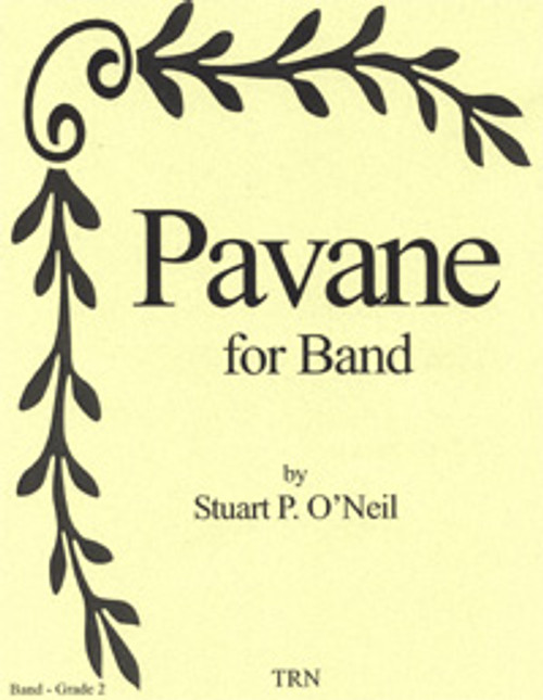 Pavane for Band