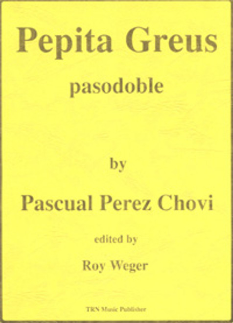 Pepita Greus (March)