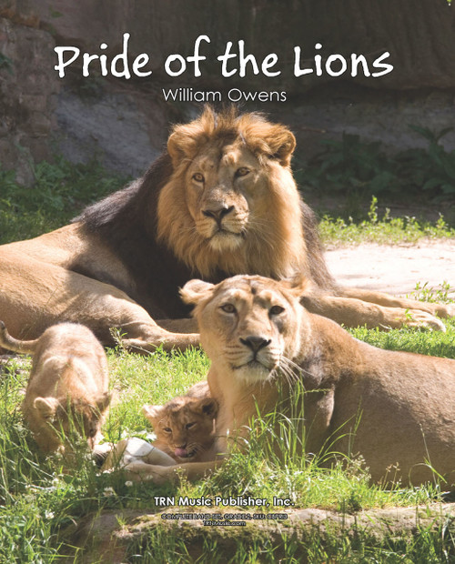 Pride of the Lions, The (March)