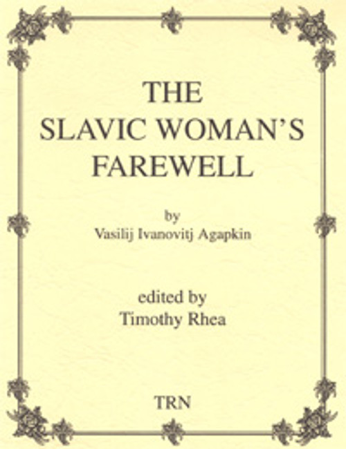 Slavic Woman's Farewell, The (March)