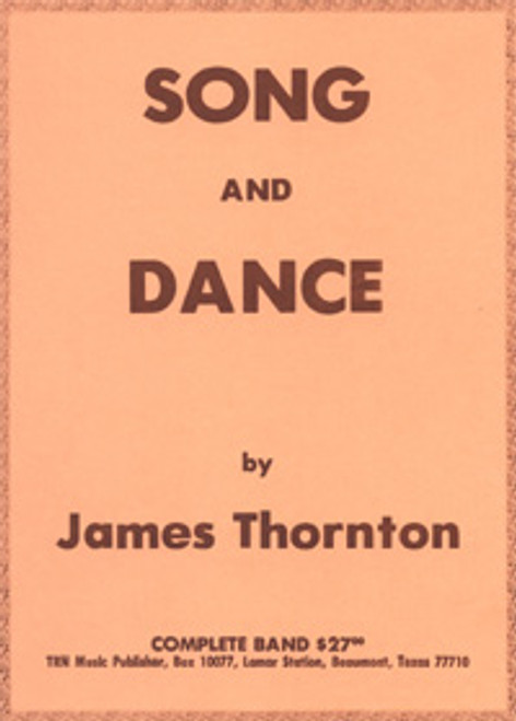 Song and Dance Overture