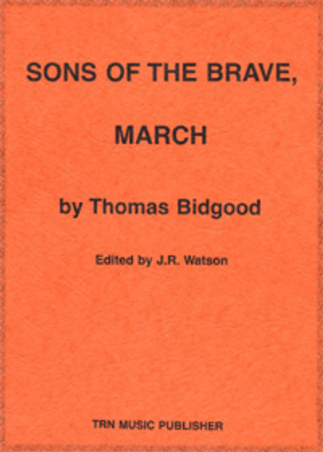 Sons of the Brave March