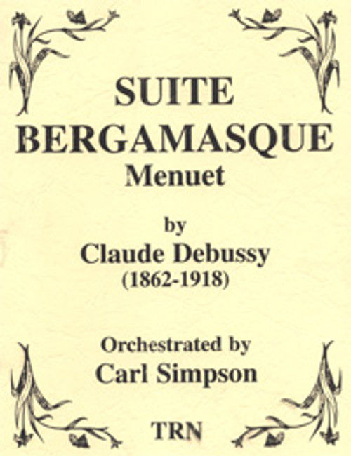 Suite Bergamasque, Menuet