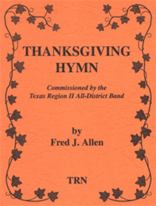 Thanksgiving Hymn