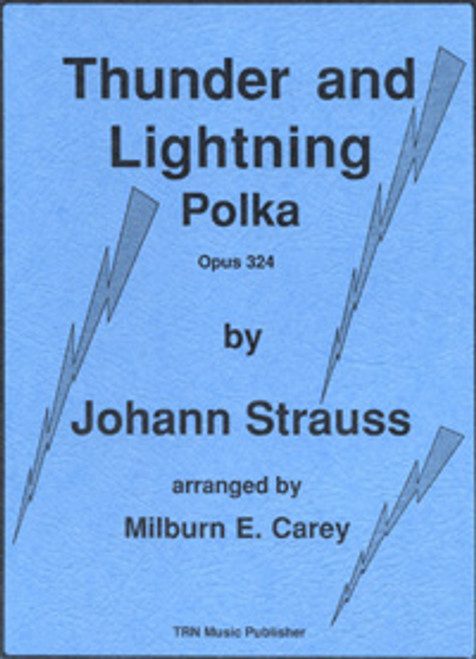 Thunder and Lightning Polka (March)