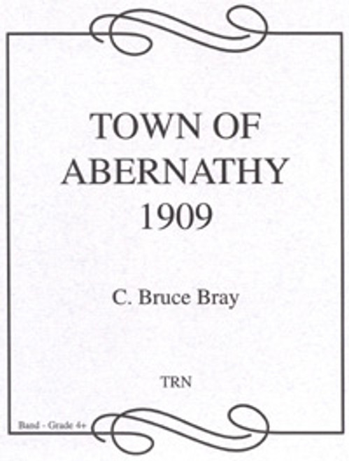 Town of Abernathy 1909
