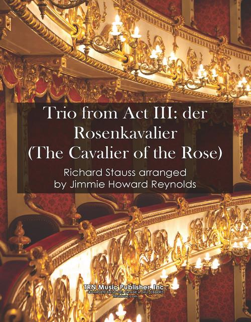 Trio from Act III Der Rosencavalier
