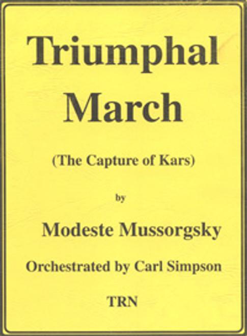 Triumphal March (The Kapture of Kars)