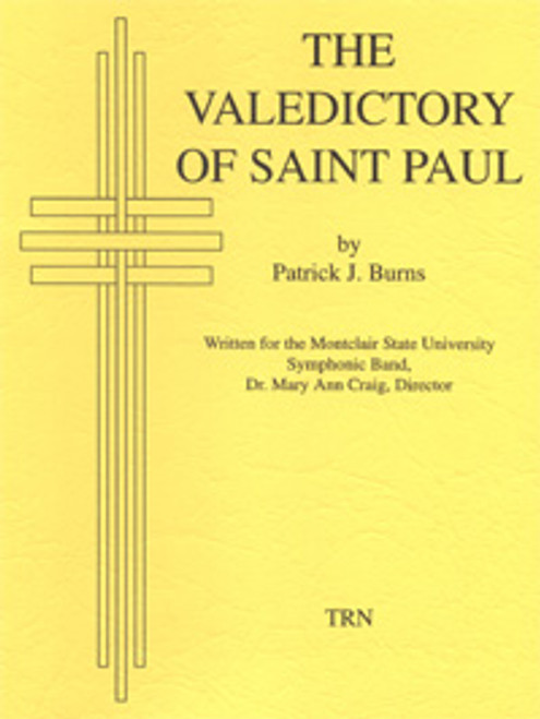 Valedictory of St. Paul, The