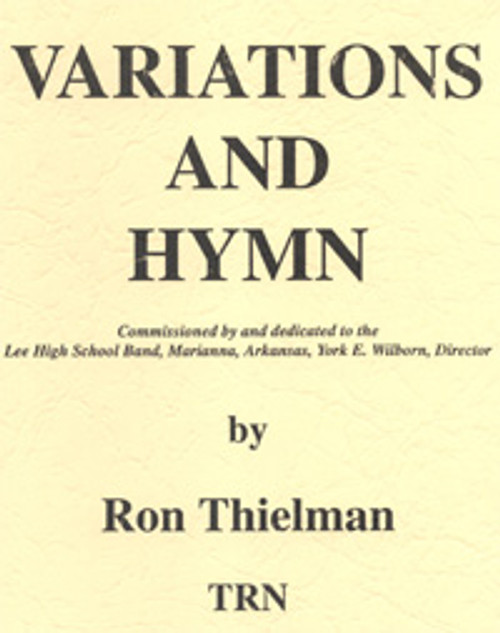 Variations and Hymn