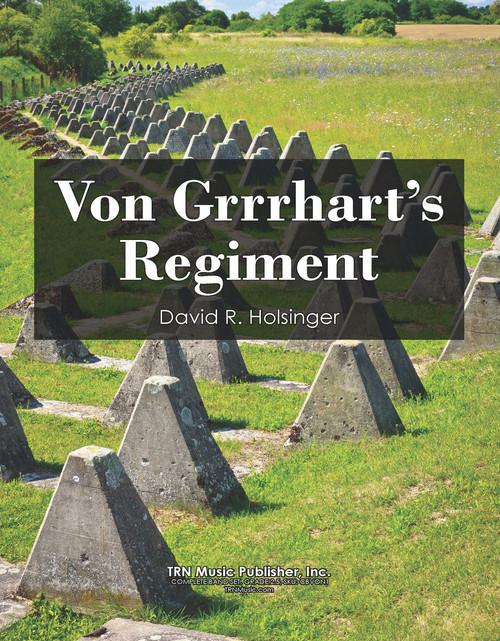 Von Grrrhart's 613th Regimental March