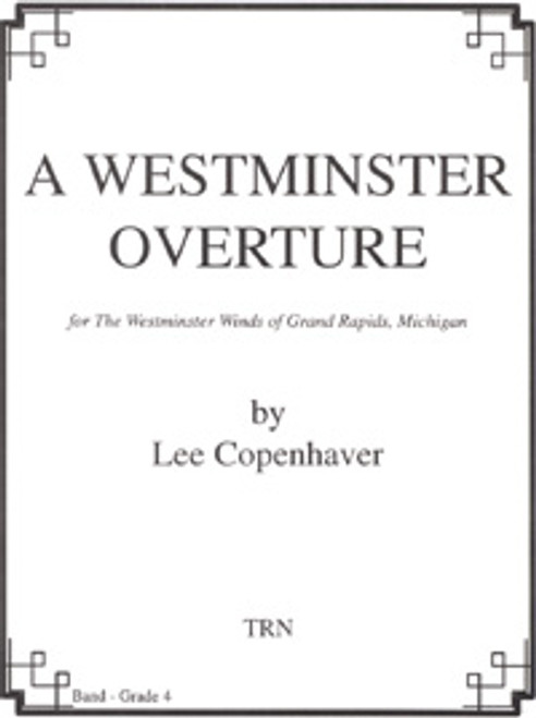 Westminster Overture, A