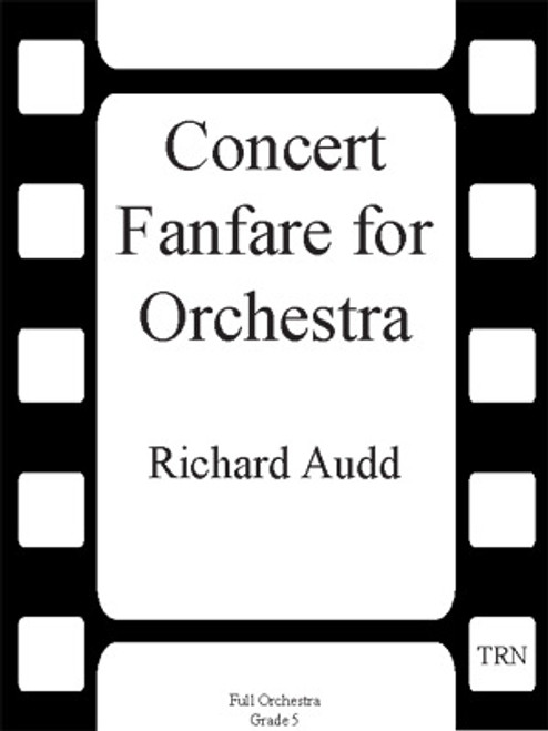 Concert Fanfare for Full Orchestra