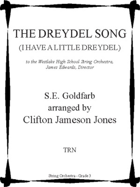 Dreydel Song, The