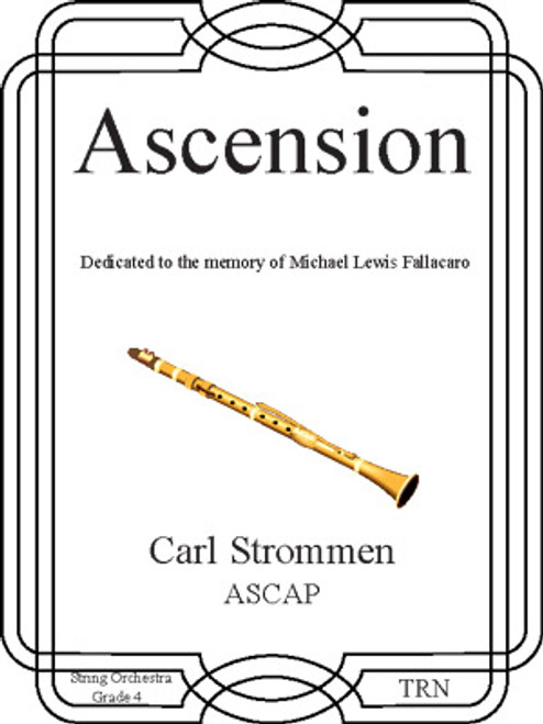 Ascension for String Orchestra