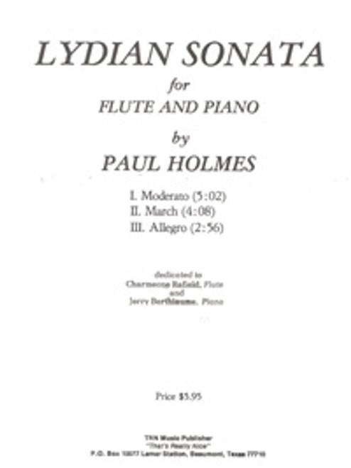 Lydian Sonata (Flute & Piano)