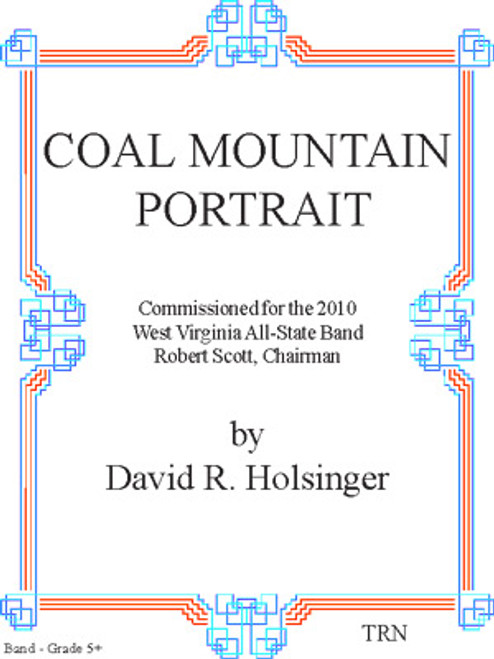 Coal Mountain Portrait