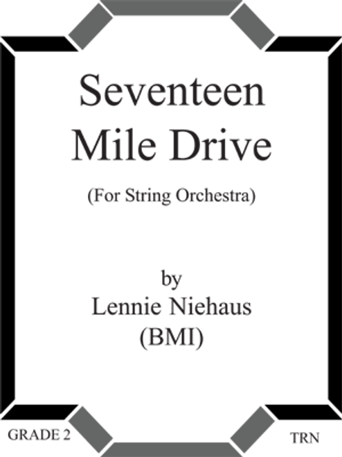 Seventeen Mile Drive