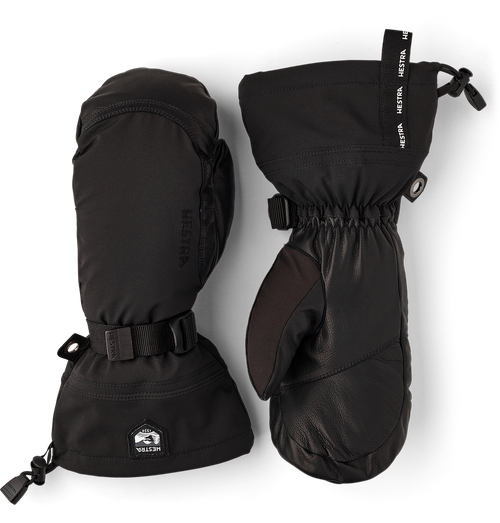 Army Leather Extreme Mitt