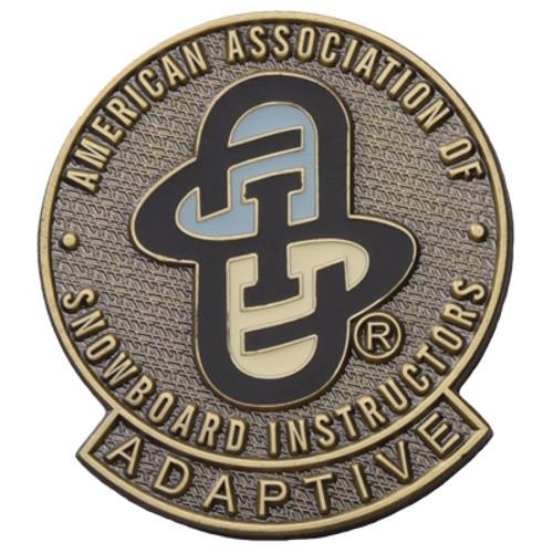 AASI Adaptive Certification Pin