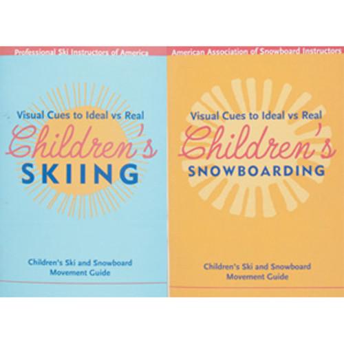Children's Ski and Snowboard Movement Guide