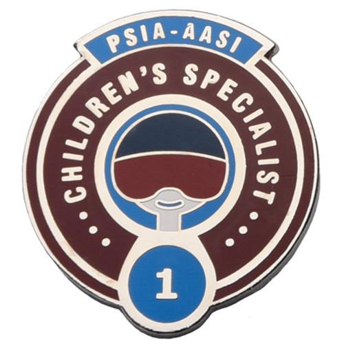 Children's Specialist Pin