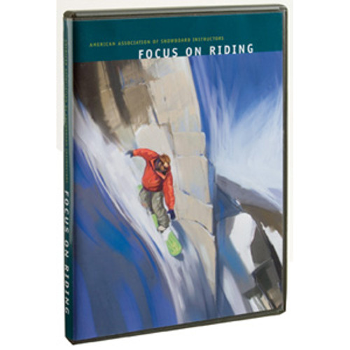 Focus on Riding DVD (Includes Tiny Bubbles)