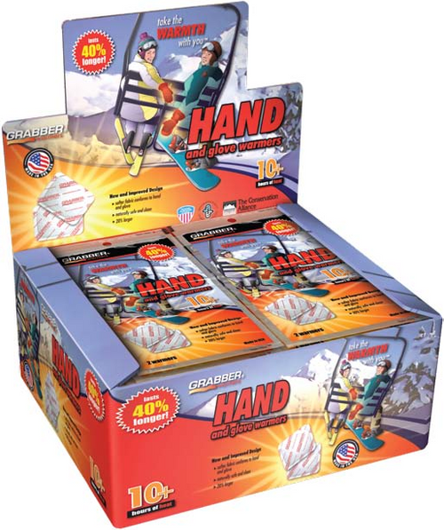 Hand Warmers Case of 40