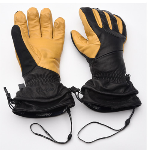 Swany Hawk Glove Black/Tan - Men's
