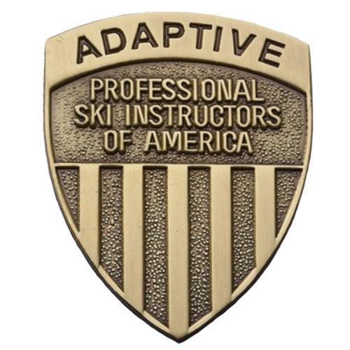 PSIA Adaptive Certification Pin