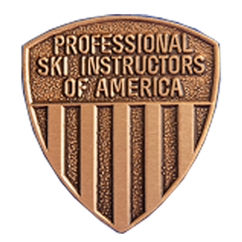 PSIA Certification Pin