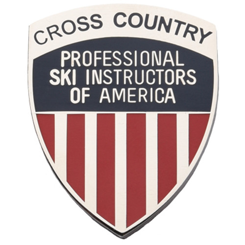 PSIA Cross Country Certification Pin