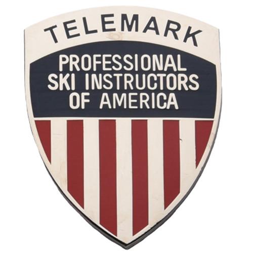 PSIA Telemark Certification Pin