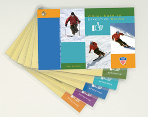 Visual Cues to Effective Skiing / Movement Assessment Pocket Guide, 2nd Ed.