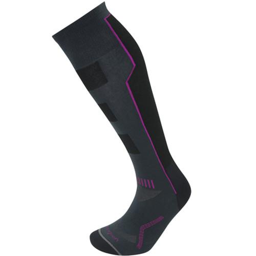 Lorpen Women's Ski Synthetic Sock Feminine Black