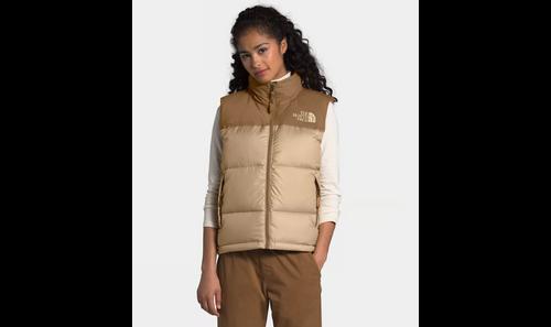 The North Face Eco Nuptse Vest- Women's