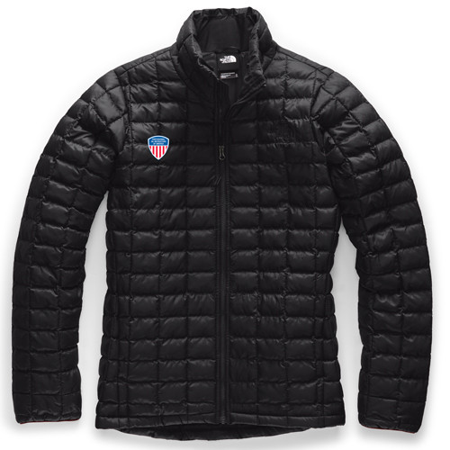 The North Face ThermoBall Eco Jacket Matte Black PSIA Logo - Women's