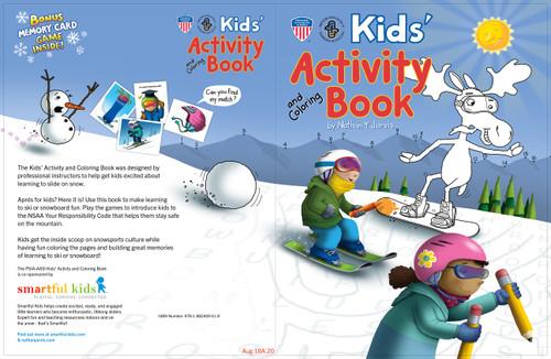 Kids' Activity Book