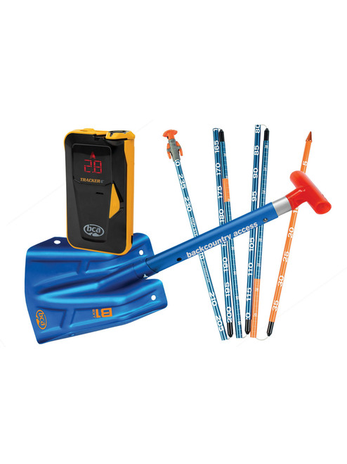Tracker 4 Rescue Package (Tranceiver T4/Probe Stealth 270/Shovel B-1 EXT)