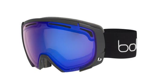 Supreme OTG Goggle Black Corp Matte Frame, Phantom + Lens