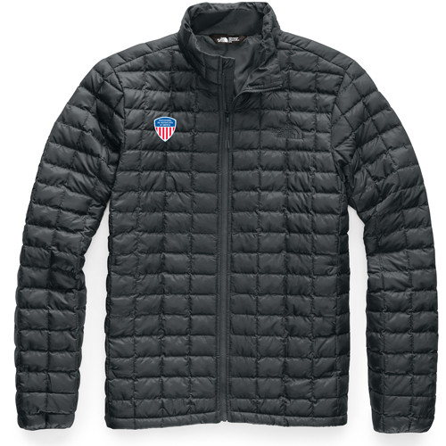 The North Face Thermoball Eco Jacket PSIA Logo Grey - Men's
