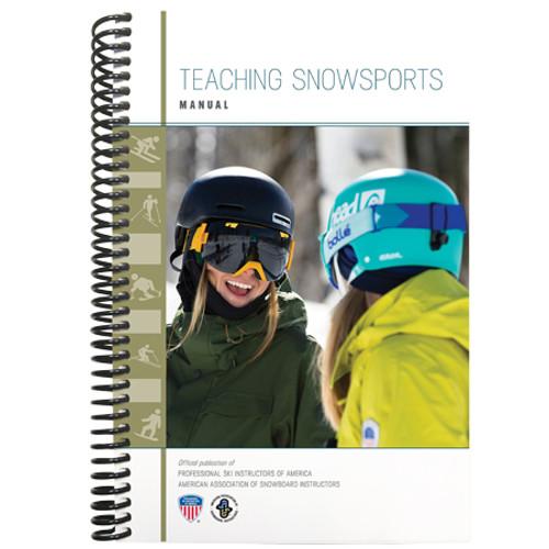 2018 Teaching Snowsports Manual - Digital Manual or Audiobook