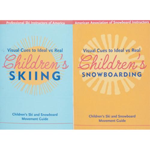 Children's Ski and Snowboard Movement Guide - Member Schools