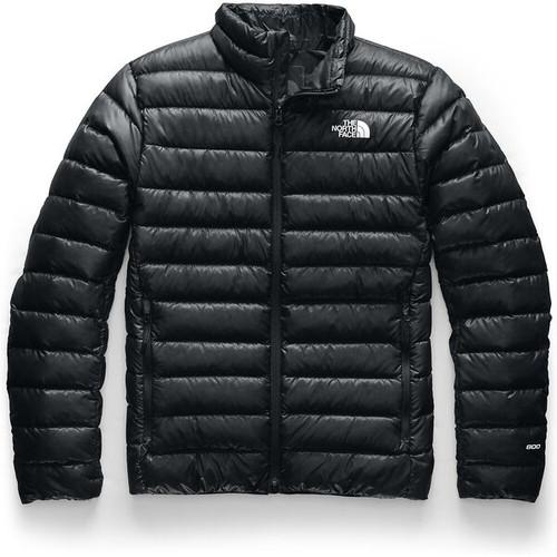 Men's Sierra Peak Down Jacket Black No Logo