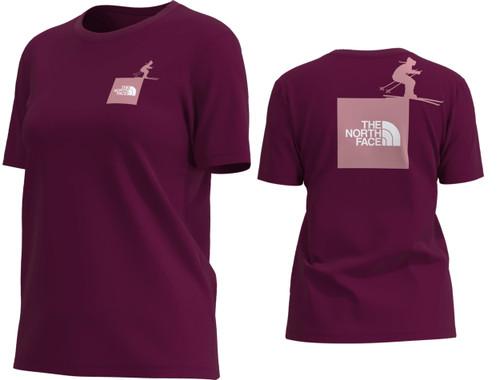 Women's Altitude Problem Tee Pamplona Purple