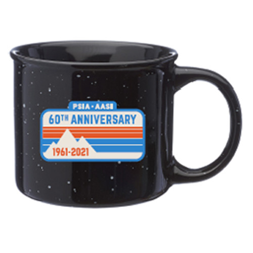PSIA-AASI 60th Anniversary Campfire Mug