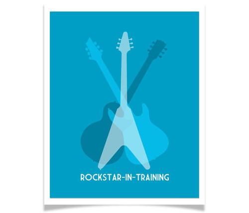 Rockstar In Training