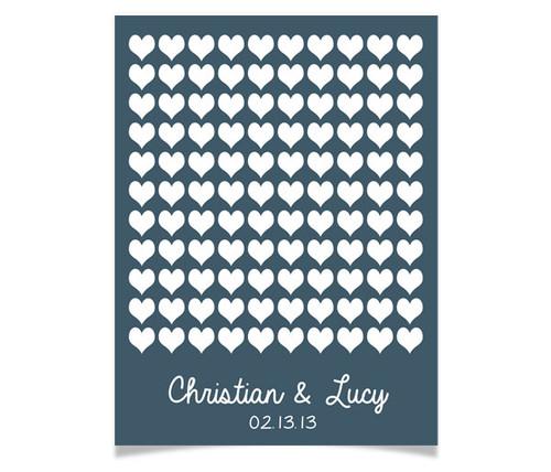 110 Wedding Heart