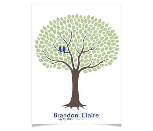 Wedding Tree - Birds